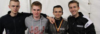 Erstes Teamrennen: 10h Liedolsheim 2013